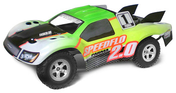 "SPEEDFLO 2.0 SC Truck .040"" Clear Body picture"