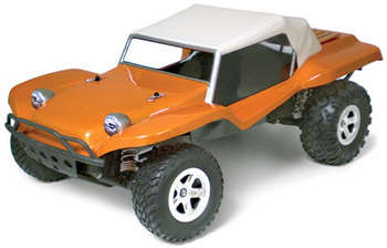 Dune Buggy For SLASH - Clear Body picture