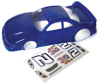 1/24 COT Stock Car Rental - Painted/Trimmed .040 picture