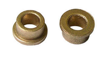 """Rear Oilite Bushings - 1/4"""" Axle For  3/8"""" Hole picture"""