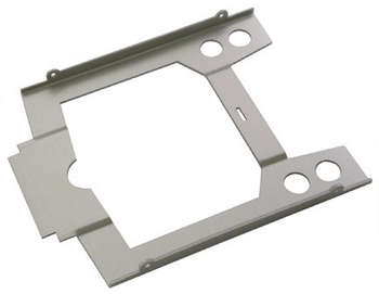 "1/24 TURBO-flex 4.5"" WB Top Pan - Aluminum picture"