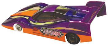 "1/24 Zonda GT-S - Clear .010"" Body picture"