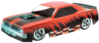 1/10 '70 Cuda - Clear Body picture