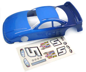 1/24 '08 COT Stock Car - .015 Painted/Trimmed F5 Body picture