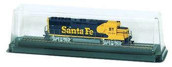 Small Train Display Case picture