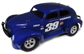 "39 Street Stock SC Sedan .040"" Clear Body picture"