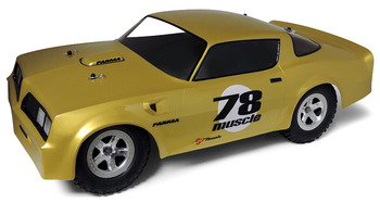 """78 MUSCLE BAJA SC DRAG .040"""" Clear Body picture"""