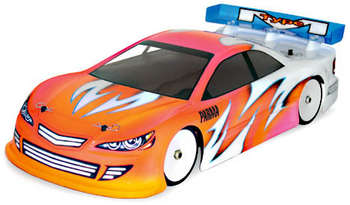 """1/10 Type """"M"""" Sedan (190mm) - Clear Body picture"""