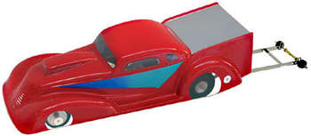 1/24 '38 Pro Mod - .015 Painted/Trimmed Body picture
