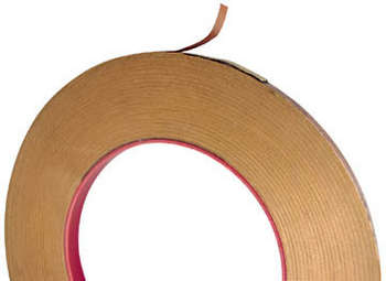 Copper Slot Track Tape - 108 Foot Roll picture