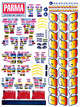 "1/32 & 1/24 Stock Car - 6"" x 8"" Decal additional picture 1"