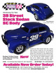 "39 Street Stock SC Sedan .040"" Clear Body additional picture 2"