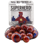 Superhero Game Net 4-pack