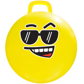 "Hop Hop Ball - Yellow 15-inch ""Cool"""