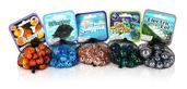 Sea Life - Marble Set - 5 Total