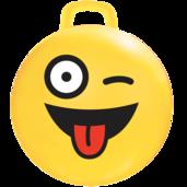 "Hop Hop Ball - Yellow 15-Inch ""Crazy"""