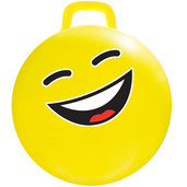 "Hop Hop Ball - Yellow 15-inch ""LOL"""