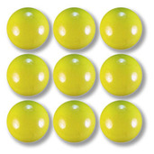 Opal Yellow Small Round 625/Poly