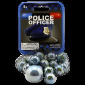 Police Officer Game Net 4-pack