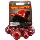 Firefighter Game Net 4-pack
