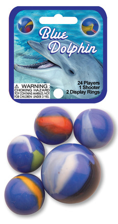 Blue Dolphin Game Net 4-pack picture