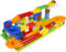 Marble Fun Run- Building Block Edition- 125pc additional picture 1