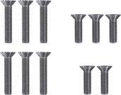 2020 Torx Titanium Foil Assembly Screw Set