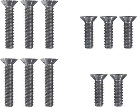 2020 Torx Titanium Foil Assembly Screw Set picture