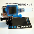 Tear-Off Lens System for Hero3+ or 4