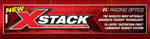 10201C - 2 mil Laminated Tearoffs XStack&#8482 10 (clear)