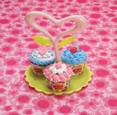 Groovy GIrls Craftalicious Cupcakes