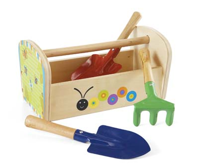 Parents Let's Grow! Garden Tool Set