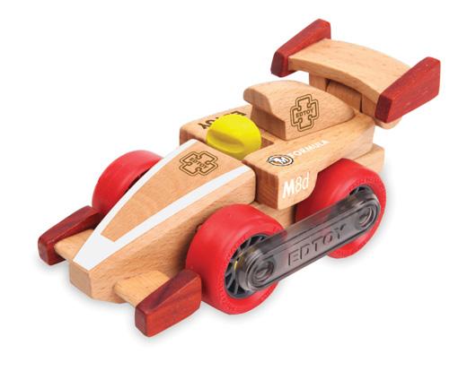 EDTOY Race Car