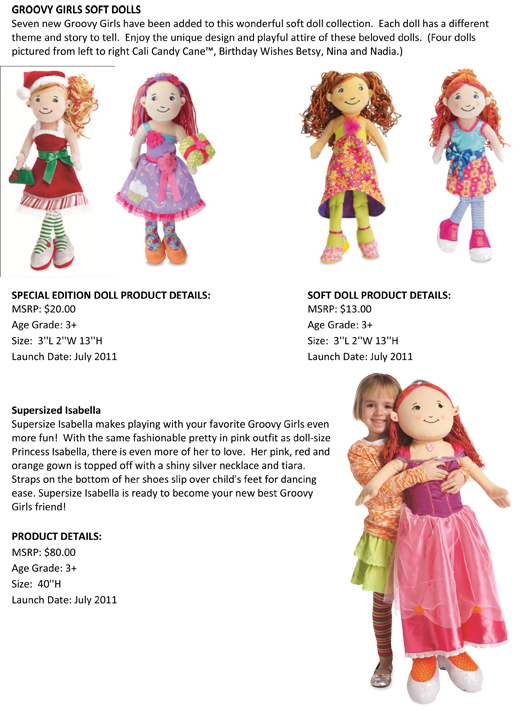 Fantabulous Finds can be Found at Manhattan Toy®!  pg 2