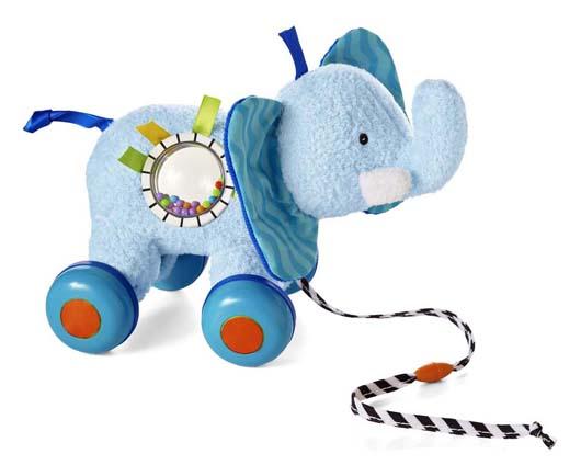 Parents Wobble-Along Elephant