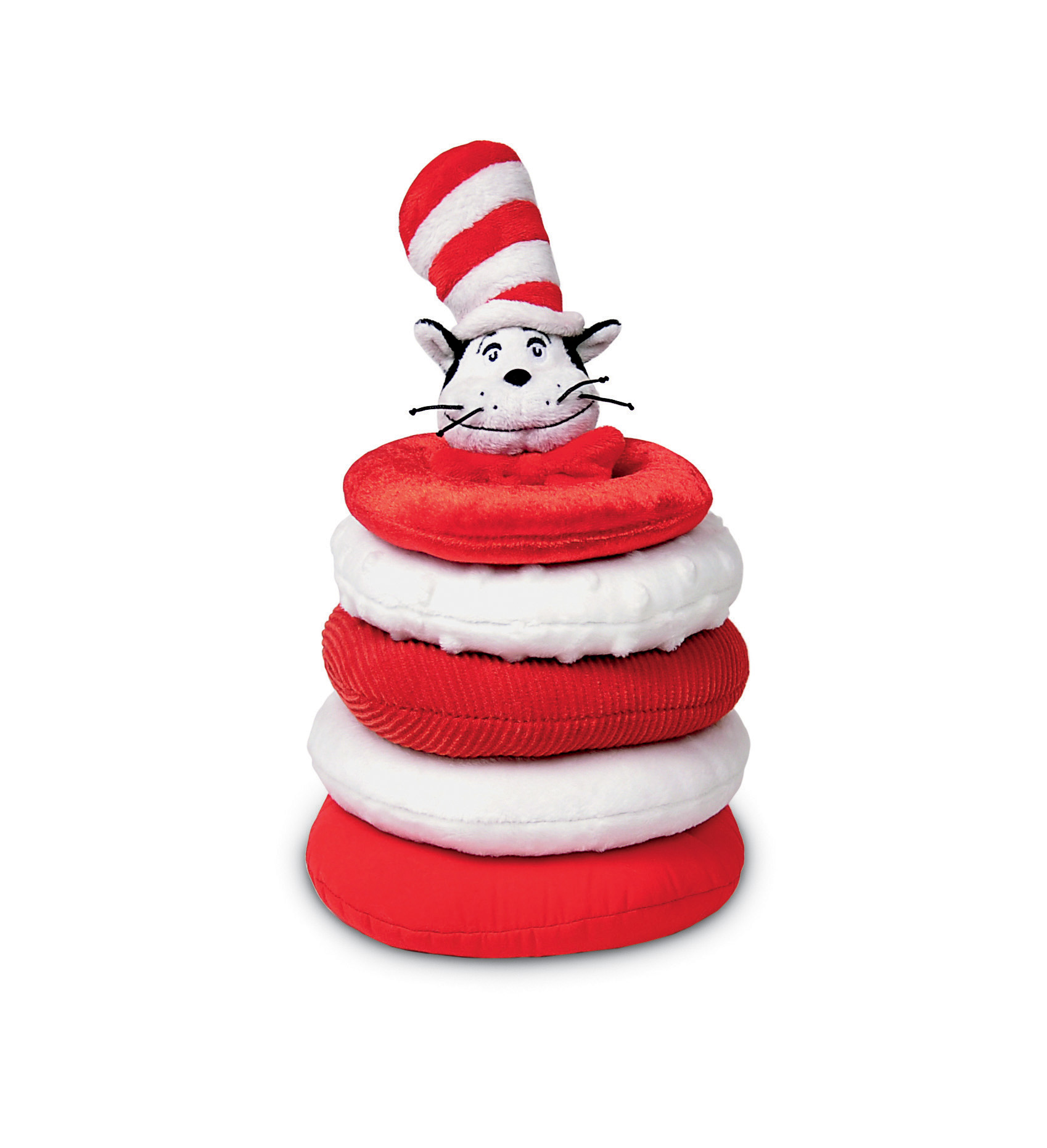 Cat in the Hat Stacker