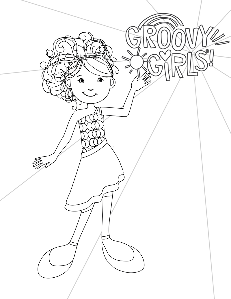 Download PDF Coloring Pages