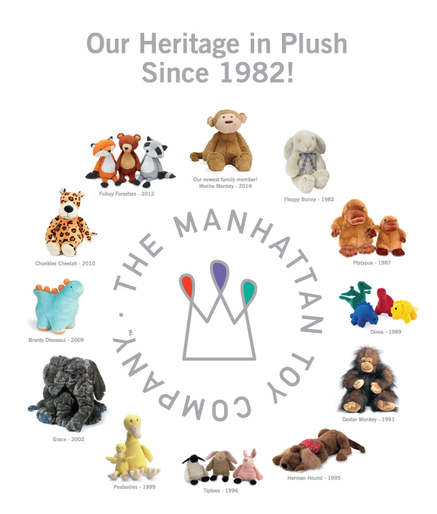 Our Plush Heritage