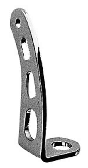 Throttle Return Spring Bracket; SB Ford-CHROME picture