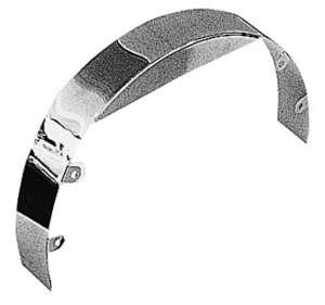 "Radiator Fan Shroud' 3"" Wide X 20"" Diameter-CHROME picture"