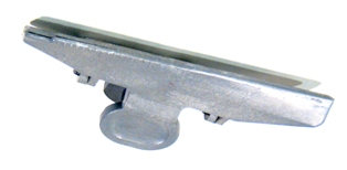 Helical Right Wing Fletching Clamp picture
