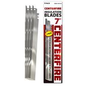 7 in CenterFire Knife Blade - 3 Pack