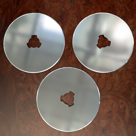 Cruiser Lower Blade Replacement 3-pack picture