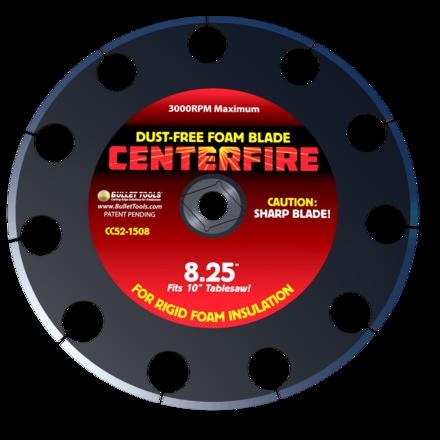 CenterFire 8.25 in. Circular Foam Blade picture