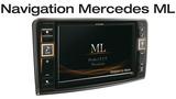 X800D-ML für Mercedes ML