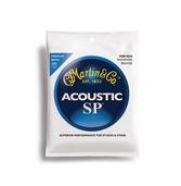 Martin Acoustic Bass Medium Gauge