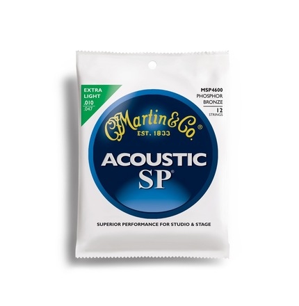 SP 92/8 Phosphor Bronze Extra Light 12 String picture