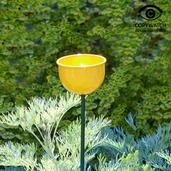 Bird Cup Feeder (Yellow)