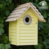 New England Nest Box Yellow