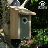 Conservation Nestbox for wild birds